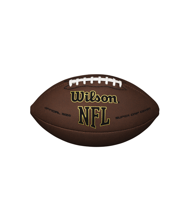 Balón Futbol Americano Nfl Super Grip Composite