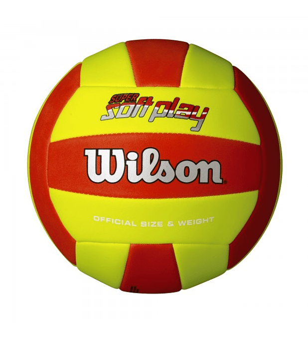 Balón Volleyball Super Soft Play Volleyball Rdye
