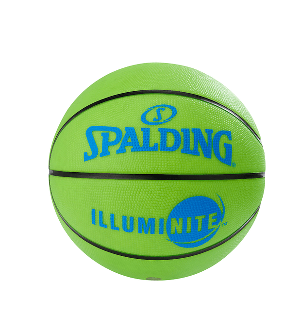 Balón Basketball Illuminite Green