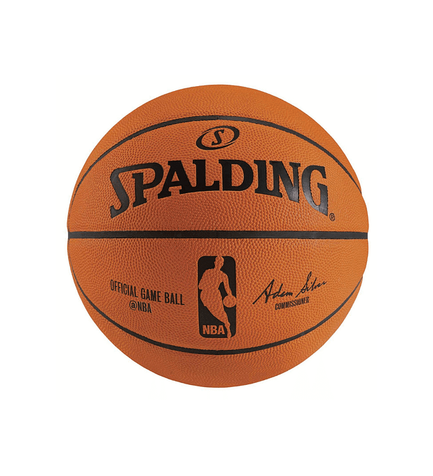 Balón Basketball NBA Game Ball Series Oficial