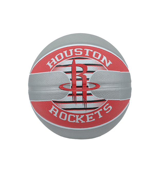 Balón Basketball NBA Teams Houston Rockets