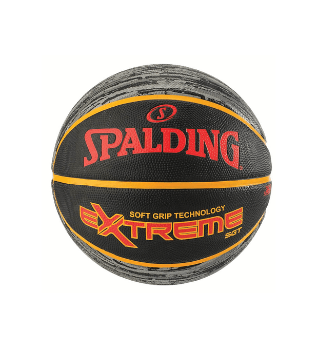 Balón Basketball Soft Grip Technology Extreme Pattern Series