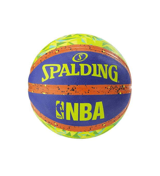 Balón Basketball Designer NBA Collection Shatter