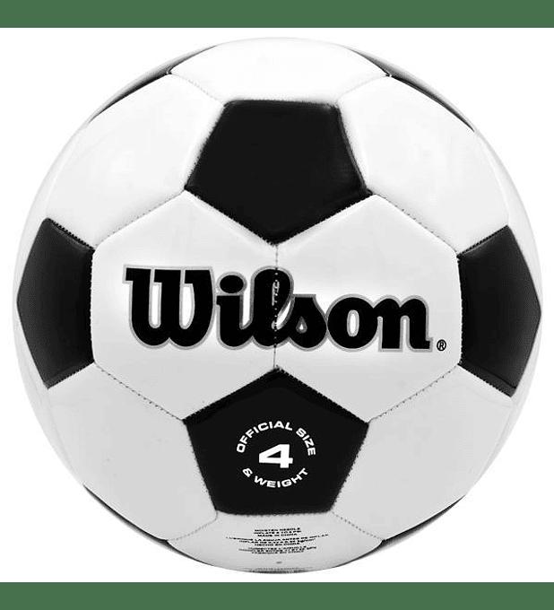 Balón Futbol Traditional Tamaño 4