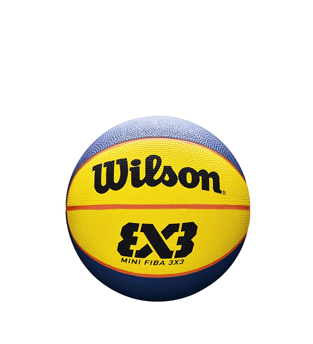 Balón Basketball Fiba 3x3 Mini Rubber