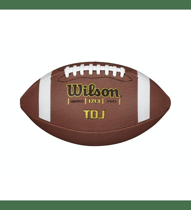 Balón Futbol Americano TDJ Composite Jr