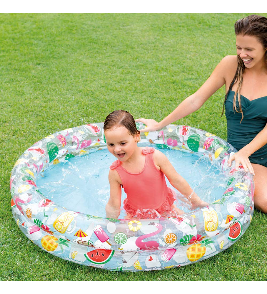 Piscina Inflable Just So Fruity 122x25 Cms