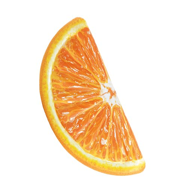 Flotador Naranja Fotorrealista