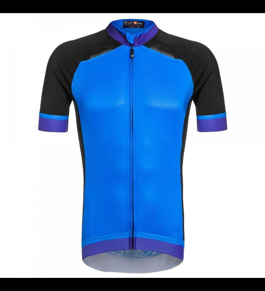 Tricota Bicicleta Alberi Pro Azul