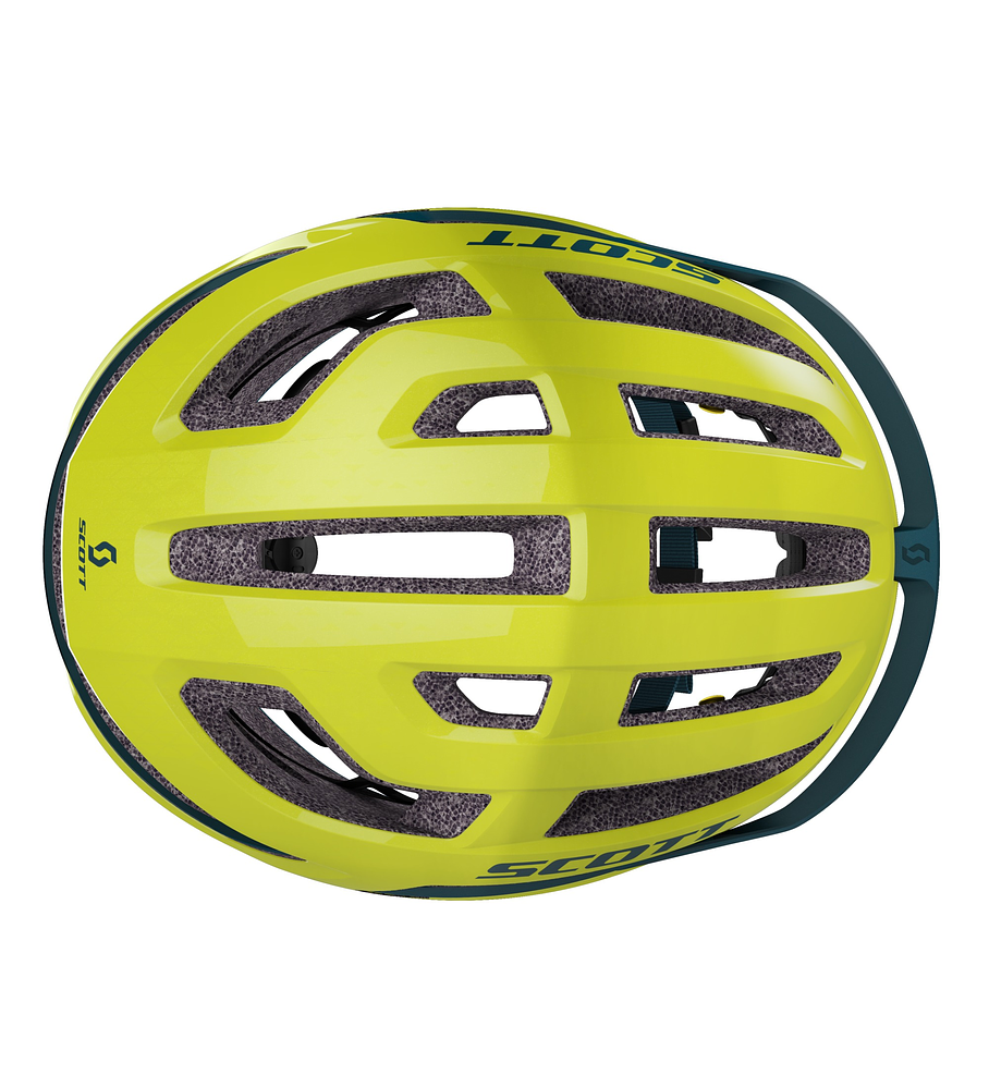 Casco Bicicleta Arx Yellow