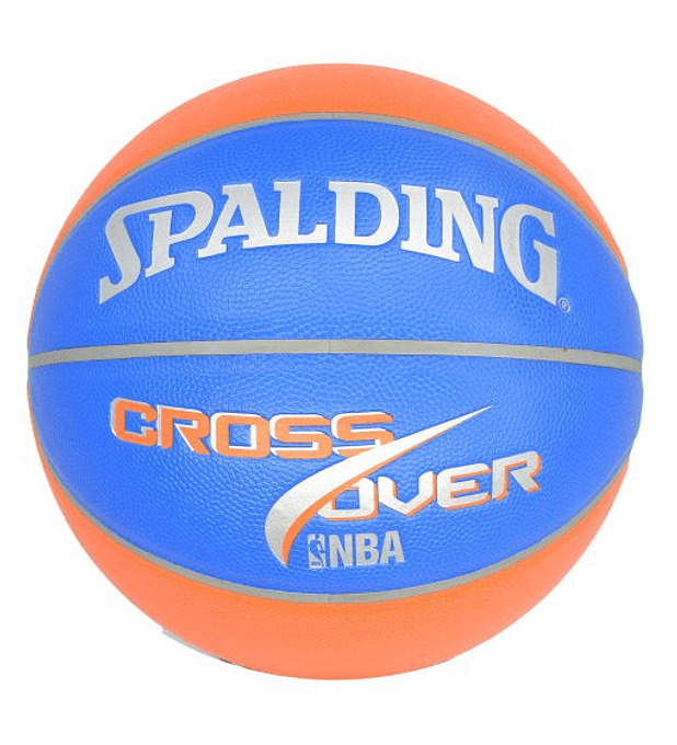 Balón Basketball Cross Over All Surface Orange Blue