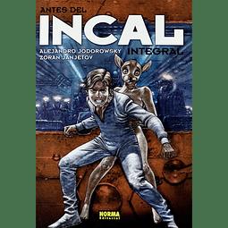 ANTES DEL INCAL, INTEGRAL