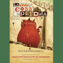 COSA PERDIDA, LA (ESTUCHE GUIA CAMPO + DVD)