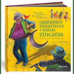 CANCIONES INFANTILES Y NANAS ZINGARAS