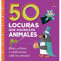 50 LOCURAS QUE HACEN LOS ANIMALES