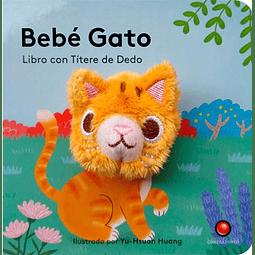 BEBE GATO (TÍTERE DE DEDO)