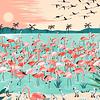 UNO, UN MILLON : ANIMALES QUE VIVEN SOLOS O EN GRANDES GRUPOS