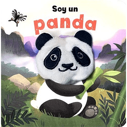 BEBE PANDA (TITERE DE DEDO)