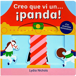 CREO QUE VI... ¡UN PANDA!
