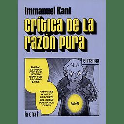 CRITICA DE LA RAZON PURA (EL MANGA)
