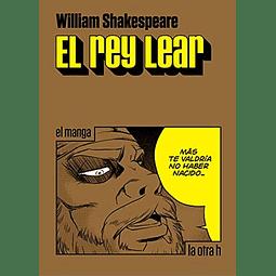 REY LEAR, EL (EL MANGA)