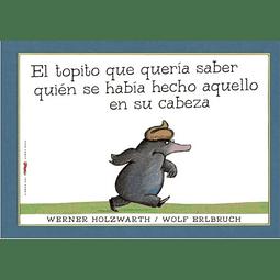 TOPITO QUE QUERÍA SABER QUIÉN LE HABÍA HECHO ALGO EN SU CABEZA