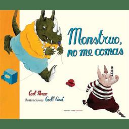 MONSTRUO, NO ME COMAS