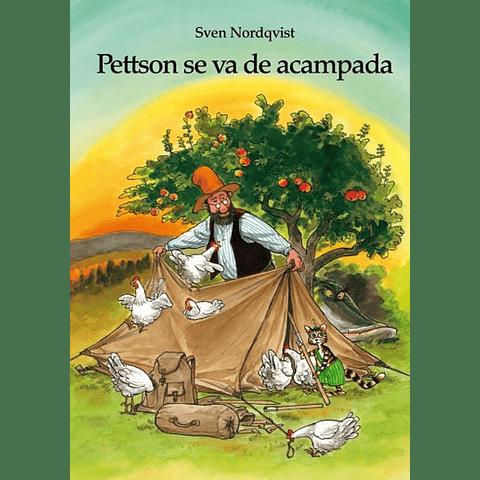 PETTSON SE VA DE ACAMPADA