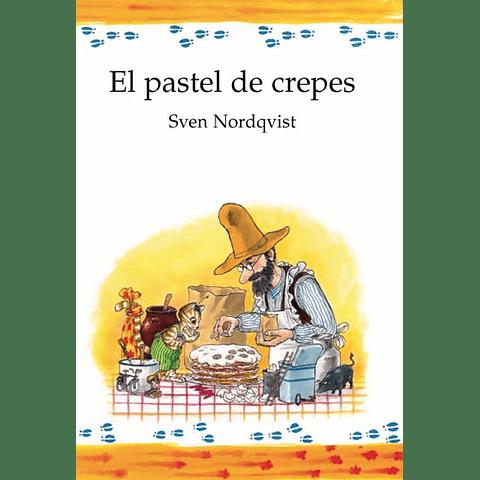 PASTEL DE CREPES- EL