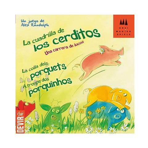 JDM CUADRILLA DE LOS CERDITOS