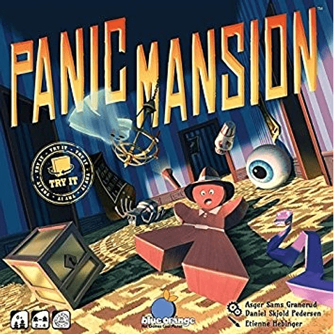 BLO PANIC MANSION