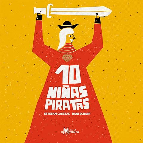 10 NIÑAS PIRATAS