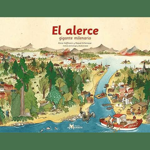 ALERCE GIGANTE MILENARIO, EL