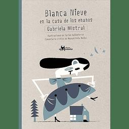 BLANCA NIEVE EN LA CASA DE LOS ENANOS