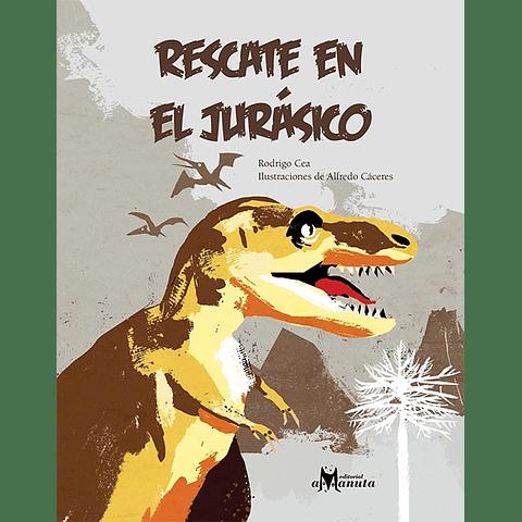 RESCATE EN EL JURASICO