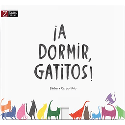 A DORMIR GATITOS!