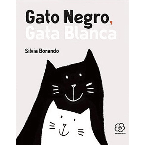 GATO NEGRO, GATA BLANCA