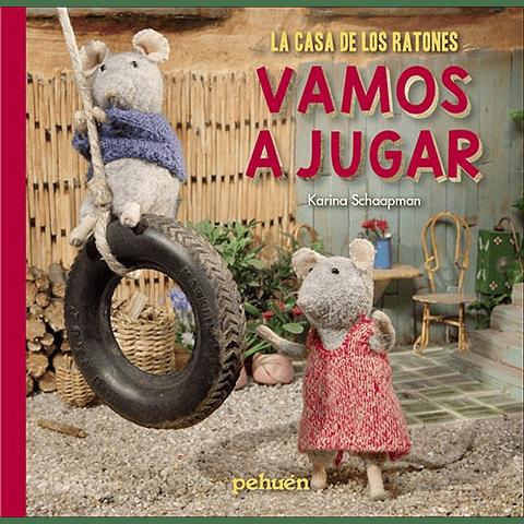 CASA DE LOS RATONES, LA : VAMOS A JUGAR