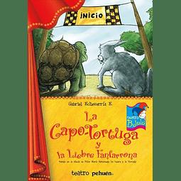CAPO-TORTUGA Y LA LIEBRE FANFARRONA, LA