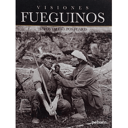 VISIONES FUEGUINOS : 32 POSTALES