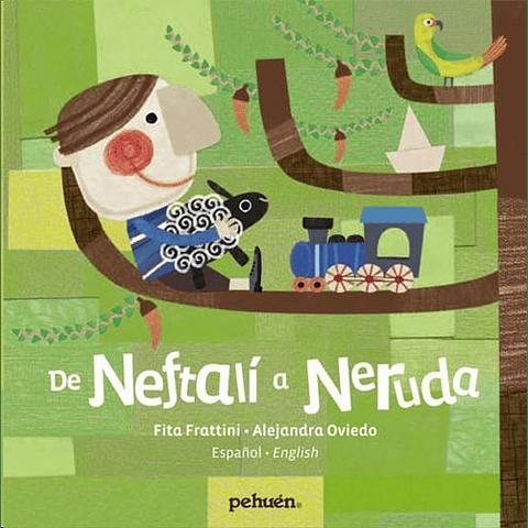 DE NEFTALI A NERUDA  (ESPAÑOL - INGLES)