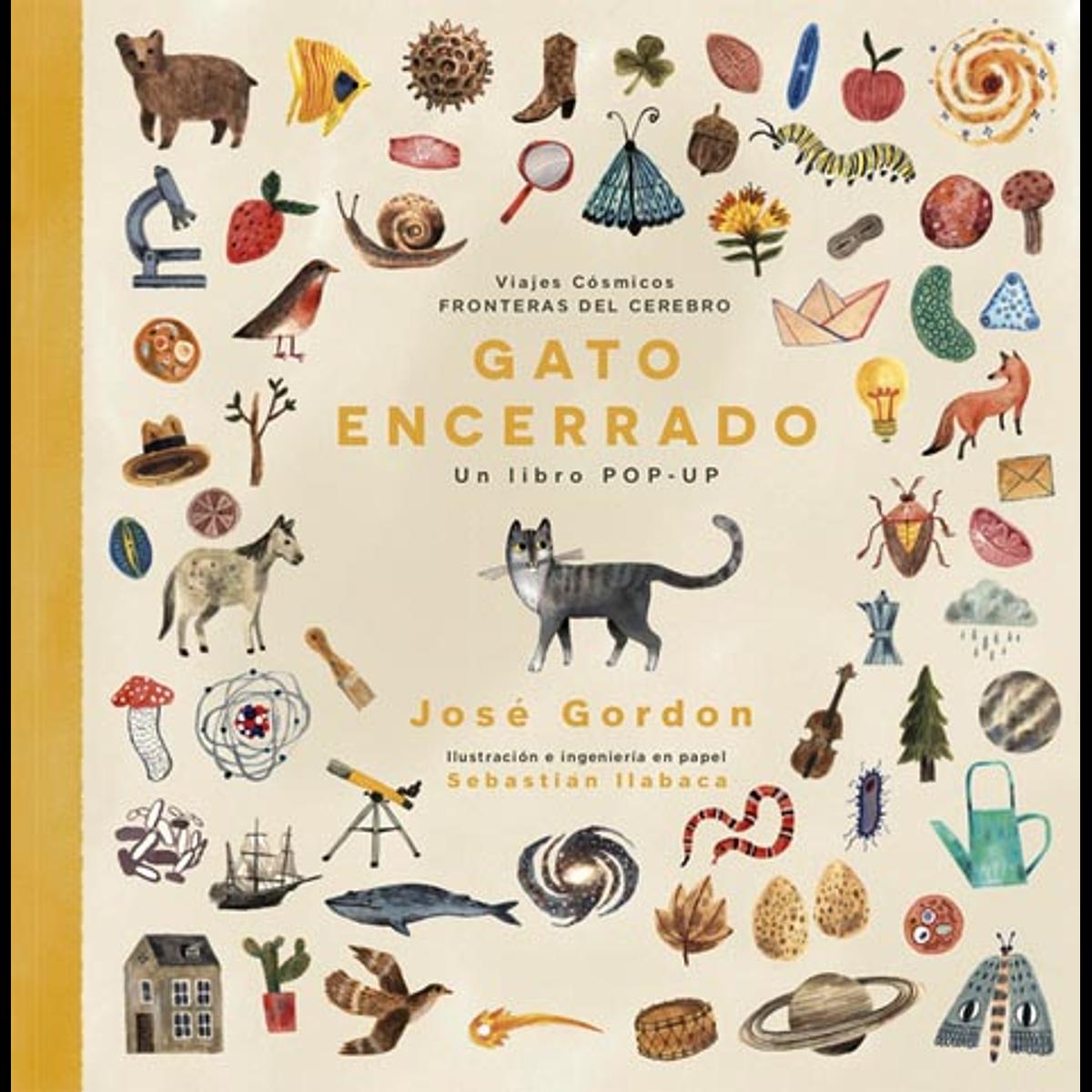 GATO ENCERRADO (POP-UP)