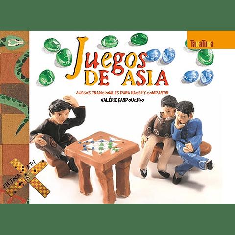 JUEGOS DE ASIA : JUEGOS TRADICIONALES PARA HACER Y