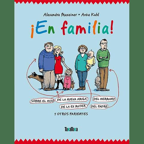 EN FAMILIA! SOBRE EL HIJO DE LA NUEVA AMIGA DEL HERMANO DE LA EX MUJER DEL PADRE