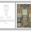 ARTE EDAD MEDIA - VITRALES GRISAILLE siglo XIII, XIV y XV (LAMINA)