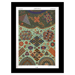 ARTE ORIENTE JAPONES LACAS (LAMINA)