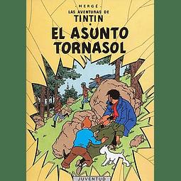 TINTIN : EL ASUNTO TORNASOL