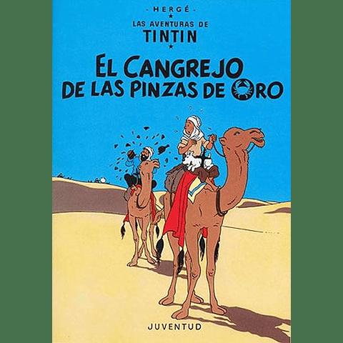 TINTIN : EL CANGREJO DE LAS PINZAS DE ORO