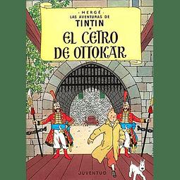 TINTIN : EL CETRO DE OTTOKAR