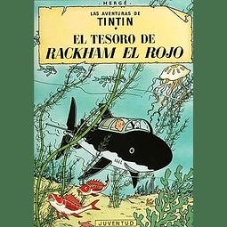 TINTIN : EL TESORO DE RACKHAM EL ROJO